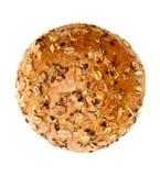 Round bread Stock Photo