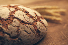 Round Bread Royalty Free Stock Photo