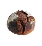 Round bread loaf Royalty Free Stock Photos