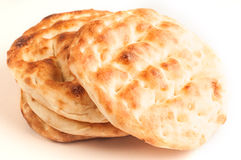 Round Bread royalty free stock images