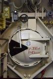 Round bulkhead Stock Photography