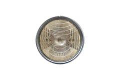 Round Car Headlight Stock Photos