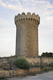 Round Castle in Mardakan. Azerbaijan Royalty Free Stock Images
