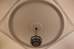 Round ceiling Royalty Free Stock Photo