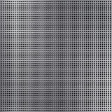 Round cell metal background. Royalty Free Stock Image