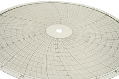 Round Chart. Royalty Free Stock Photography