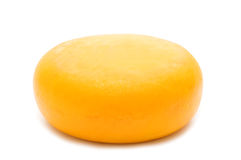 Round cheese Stock Photography