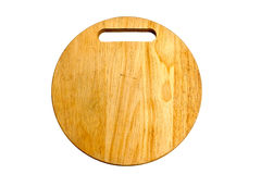 Round Chopping Board Royalty Free Stock Photo