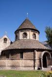 Round church , Cambridge Stock Photography
