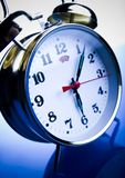 Round clock Royalty Free Stock Photo