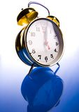 Round clock Royalty Free Stock Image
