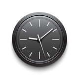 Round clock Royalty Free Stock Photography