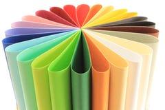 Round of Colour Stock Photo