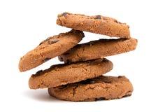Round cookies Stock Photo