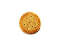 Round Cracker Stock Image