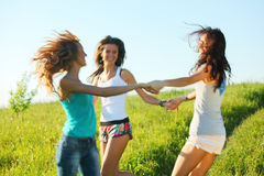 Round dance Royalty Free Stock Photography