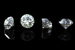 Round  diamond Royalty Free Stock Image