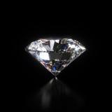 Round Diamond Royalty Free Stock Photo