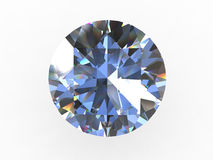 Round Diamond Stone Royalty Free Stock Photos