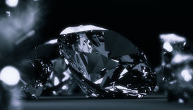 Round Diamonds Royalty Free Stock Images