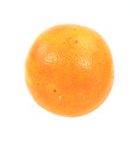 Round Dimpled Grapefruit Royalty Free Stock Image