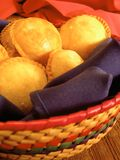 Round empanadas from mexico Stock Image
