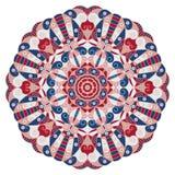 Round ethnic pattern Stock Photography