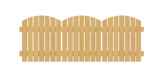 Round fence Stock Images