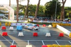Roma Capitale Rally Stock Image