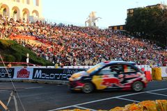 Roma Capitale Rally Stock Images