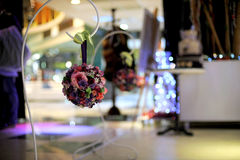 Flower Decoration Stock Photography