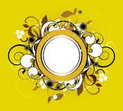 Round Frame Royalty Free Stock Images