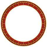 Round frame Royalty Free Stock Image
