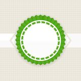 Round frame design Royalty Free Stock Photography