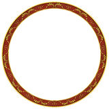 Round frame Royalty Free Stock Photos