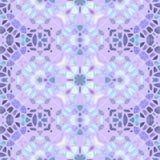 Round geometric triangle kaleidoscope mandala stock illustration