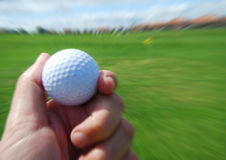 Round of golf Royalty Free Stock Photos