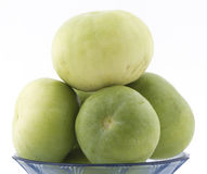 Round gourd Royalty Free Stock Image