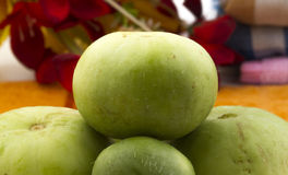 Round gourd Stock Images