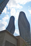 Round high rise. Stock Photography