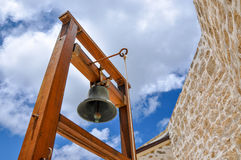 The Round House Curfew Bell Perspective: Fremantle, Western Australia. FREMANTLE,WA,AUSTRALIA-NOVEMBER 19,2015: The Round House in Fremantle, Western Australia Royalty Free Stock Photography
