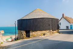 Round House at Sennen Cove Stock Photos