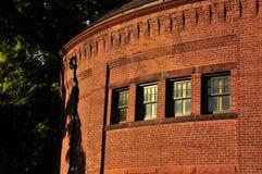 Round House Windows Stock Images