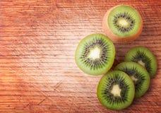 Round Kiwi Stock Photo