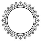 Round Lace Stock Image