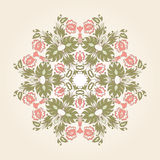 Round lace Stock Photography