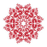 Round lace Stock Images