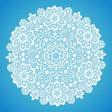 Round lace Royalty Free Stock Photos