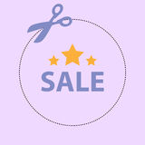 Round lavender sale coupon Stock Photos