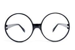 Round-lens eyeglasses Royalty Free Stock Photos